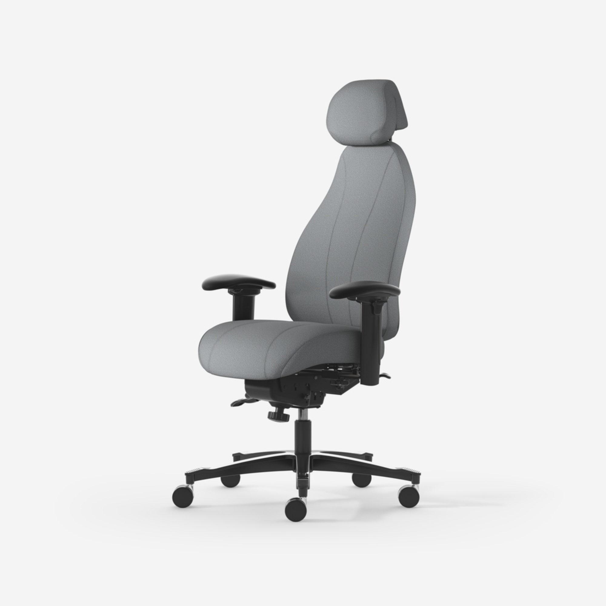Malmstolen 4000 hög rygg
