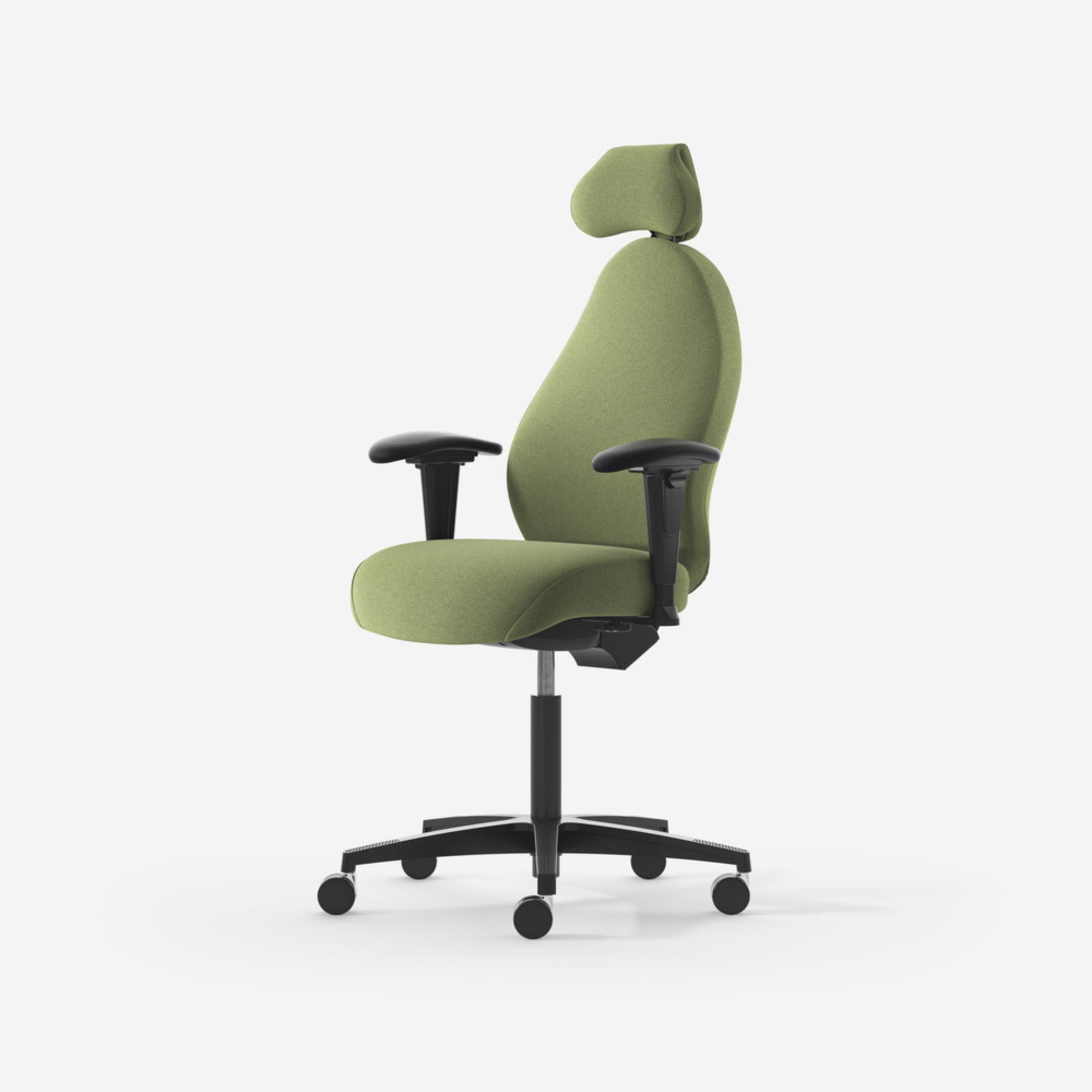 Malmstolen R3 hög rygg
