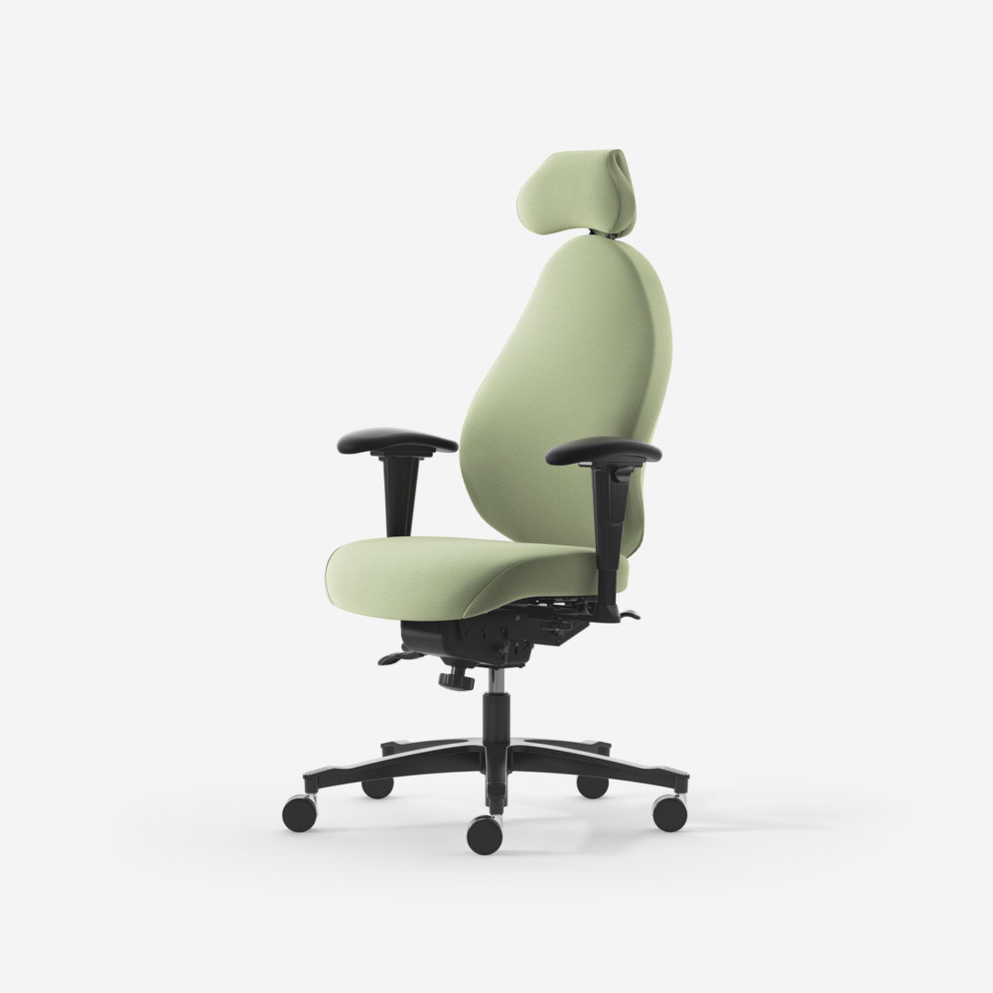 Malmstolen R4 hög rygg