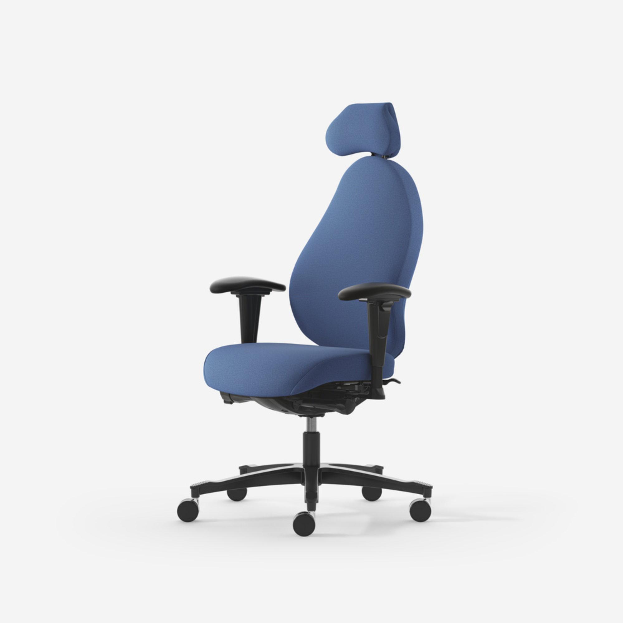 Malmstolen R7 hög rygg