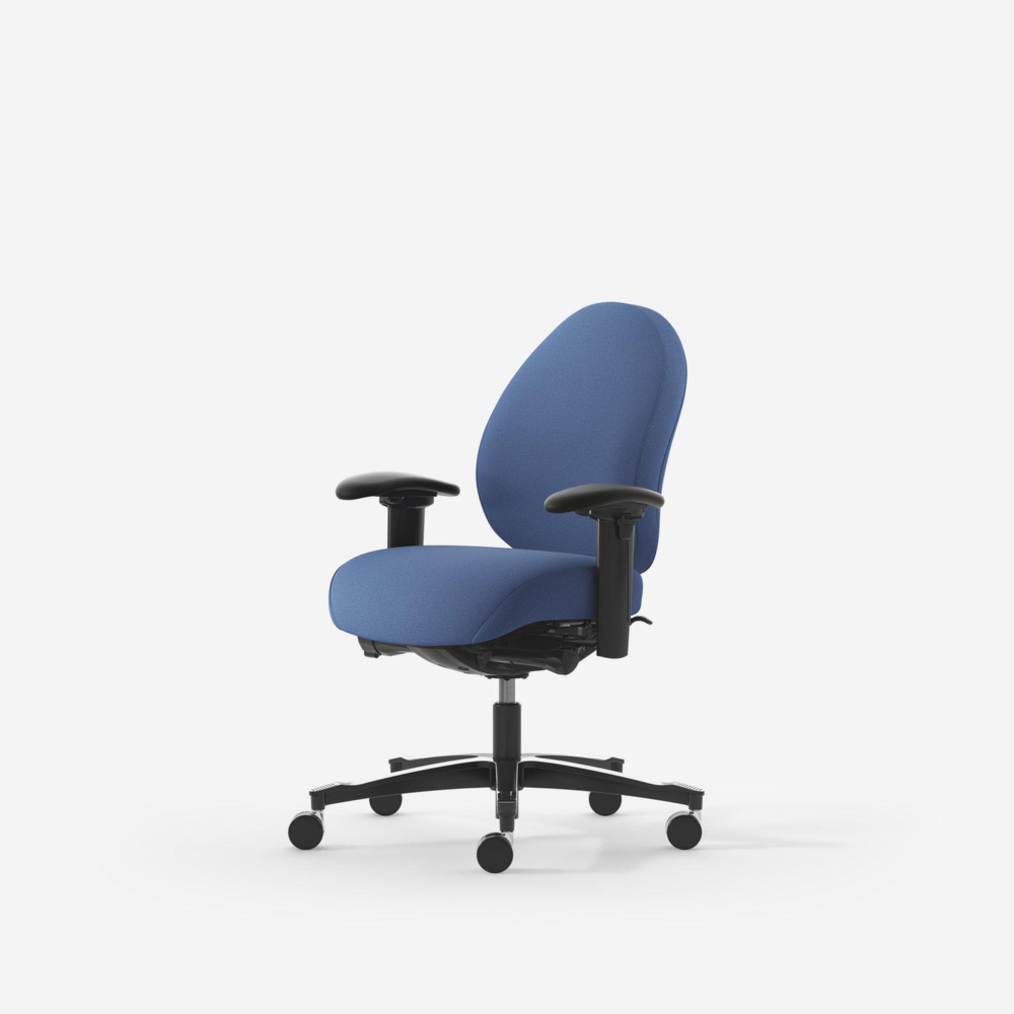 Malmstolen R7 kontorsstol ergonomisk stol